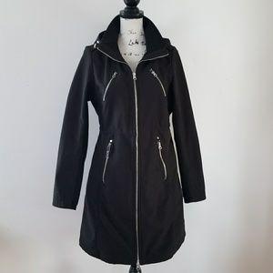 609d9a96dcf5a Mo-Ka Jackets   Coats - Mo-ka soft shell zipper hooded Coat